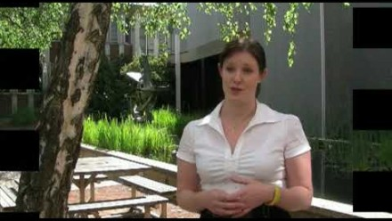 What kinds of stress lead to body image problems? Kristen Murray discusses her research,  Nov 2009